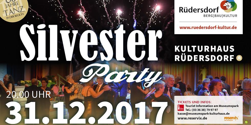 Silvester-Party 2017 - Motto: Amerika