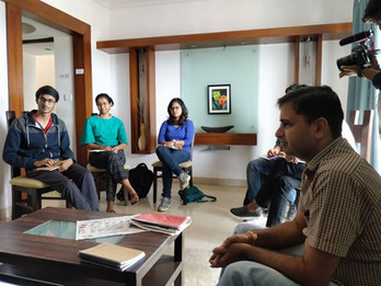 Experience at the India Inclusion Fellowship