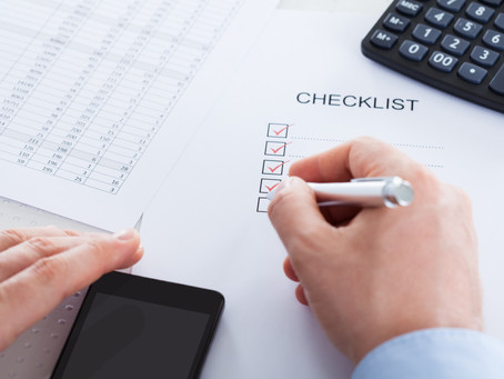 Your Individual Tax Return Checklist