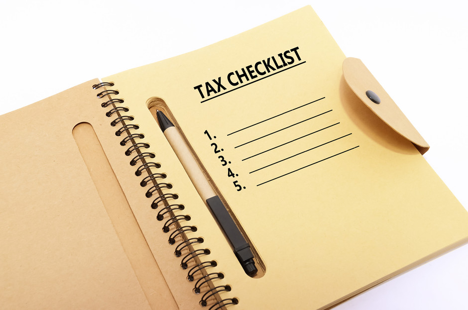 Your Business Tax Filing Checklist