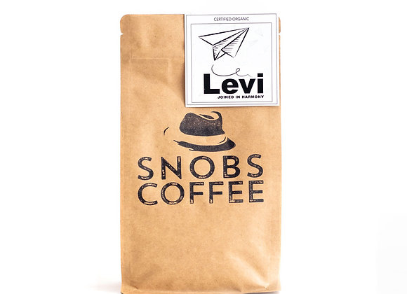 "Levi - ""Coffee of Peace"" -  Artisan Blend"