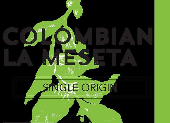 Raw / Green Colombia - La Meseta Beans