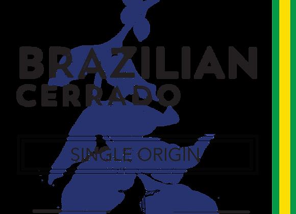Raw / Green Brazilian - Cerrado Beans