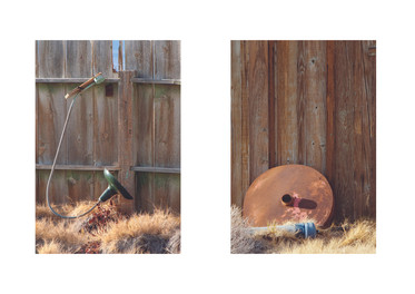 Diptych American West II, 2020