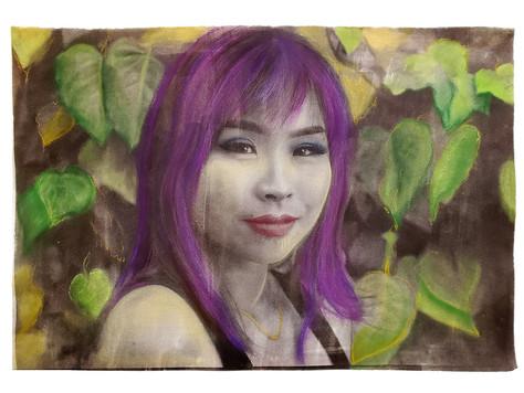 Women in Art, Jenny Chang