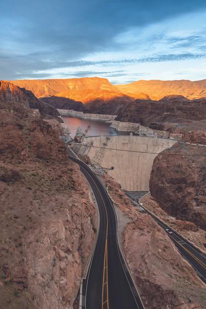 Hoover Dam, 2020