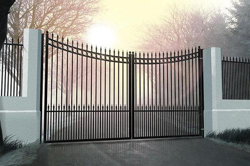 Wiltshire Driveway Gates