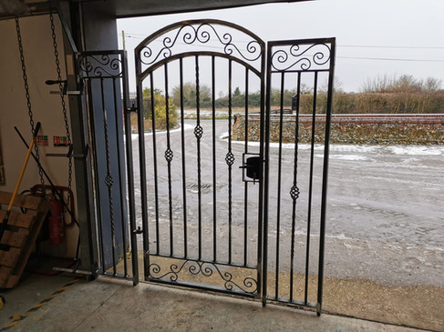 Decorative Garden Gate