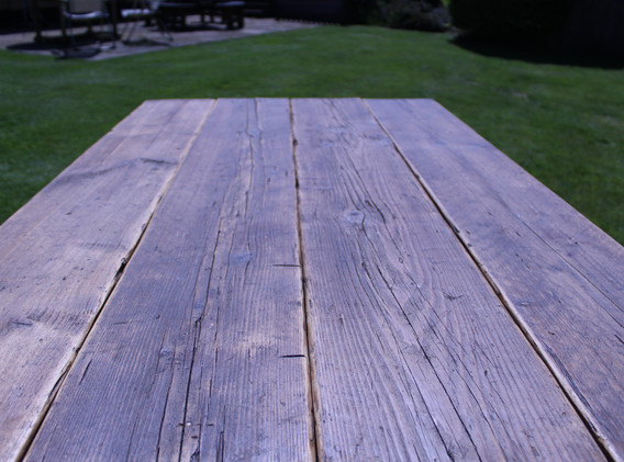 Reclaimed Wooden Boards