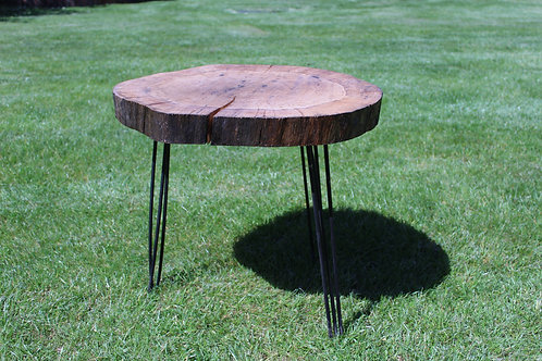 Living Edge Hairpin Stools