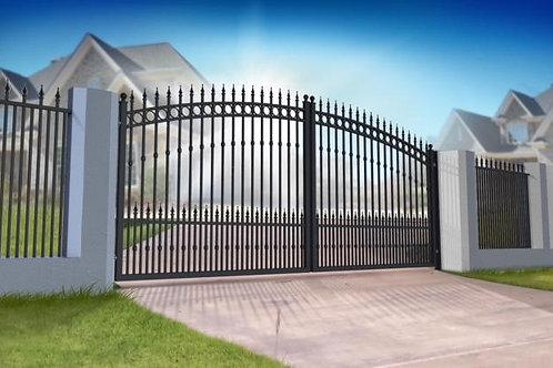 Hertford Driveway Gates