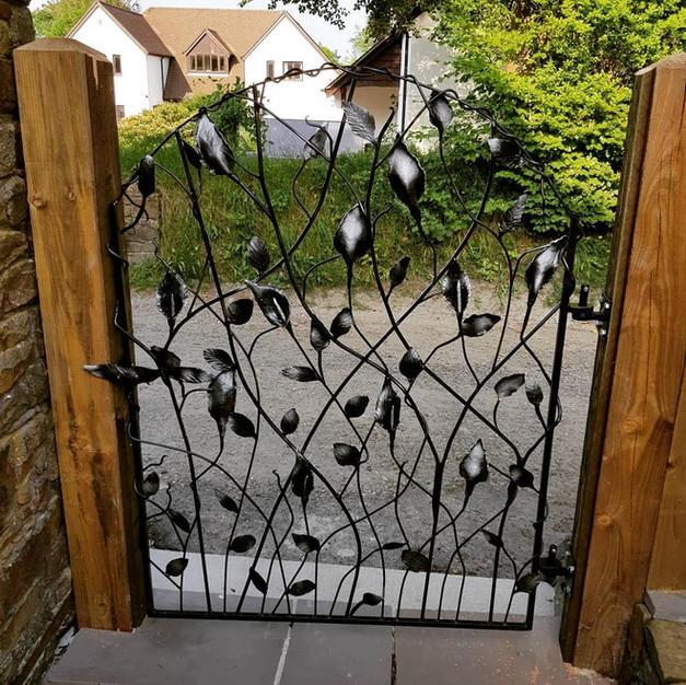 Decorative Garden Gates