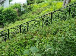 Decorative Garden Railings