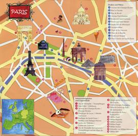 Paris, für Oetinger Verlag