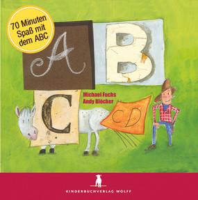 ABC-CD Booklet, Illustration Marie Hübner