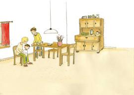 Der Junge mit dem winzigen Bauchnabel, Seite 8