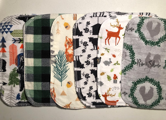 Out on the Farm Washcloth Set