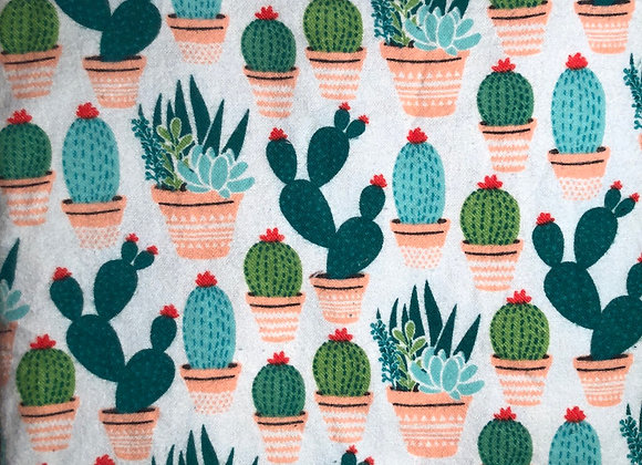 Potted Cacti Pack and Play Sheet
