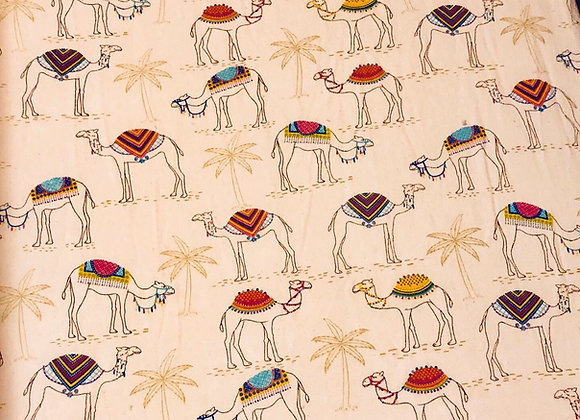 Camel Crib Sheet
