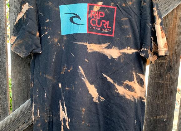 Rip Curl Men's Vintage Surf Shirt Tie-Dye
