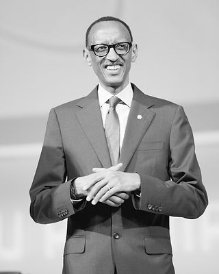 Interview with Paul Kagame President of Rwanda