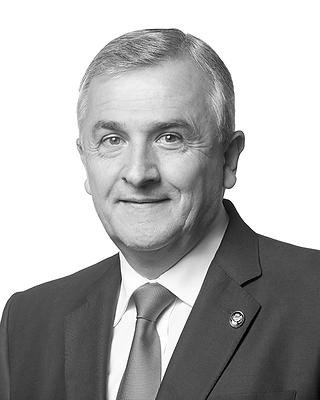 0.Gerardo Morales, gobernador de la prov