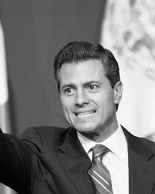 Interview with Enrique Peña Nieto, President of Mexico