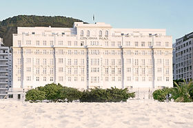 Belmond Copacabana Hotel