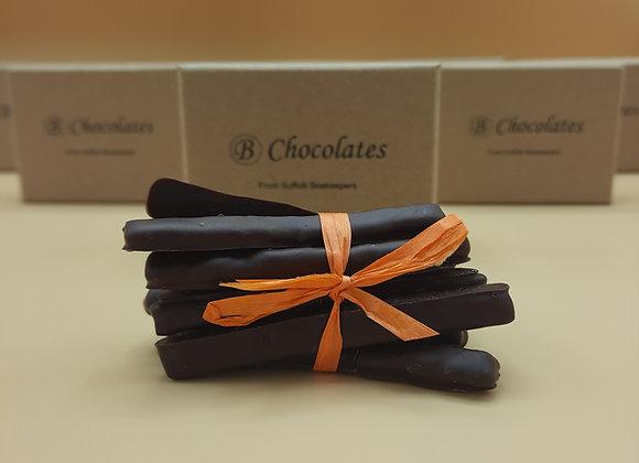 Dark Chocolate Orange Peel