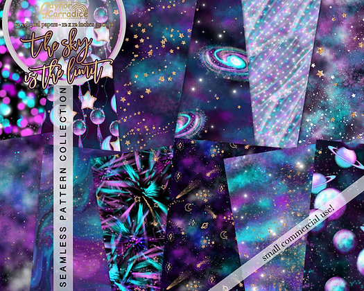 The Sky is the Limit galaxy Digital Papers