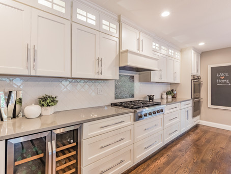 White is Right for Cabinets
