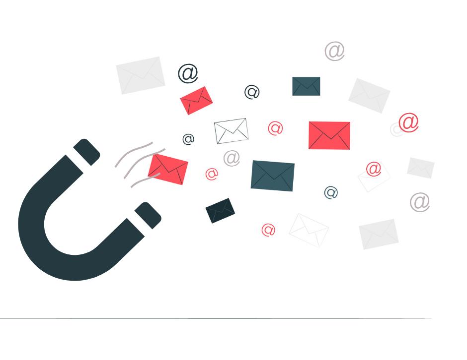Acquisition de courriels et lead magnets