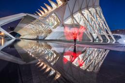 Arts and Science Centre, Valencia