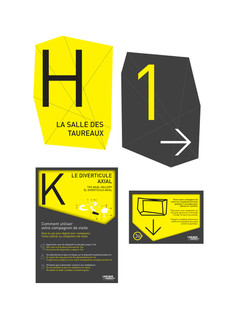 Lascaux IV Signage