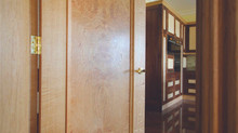 Burr Oak internal door package