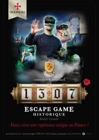 Escape Game Château de Bourdeilles