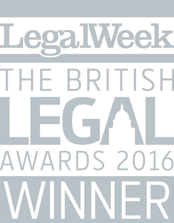 Penn Graphics client Law Firm of the Year