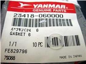 Joint de la vis de purge du filtre secondaire - 23418-060000