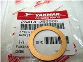 Joint-rondelle de bouchon d'anode - 23414-250000