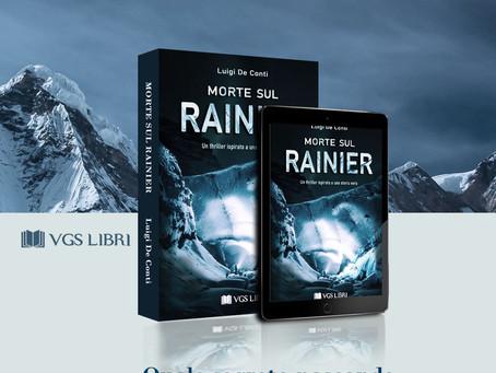Morte sul Rainier: un thriller sui ghiacci