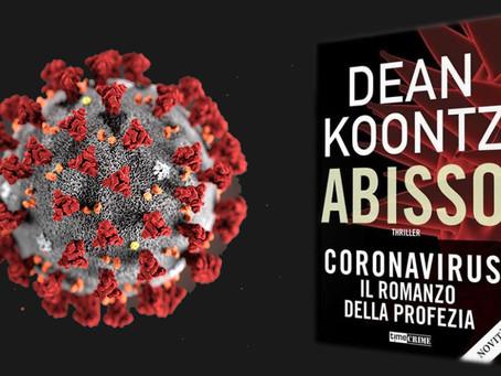Corona virus: la profezia in alcuni libri