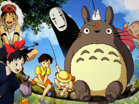 Lo studio Ghibli: la storia