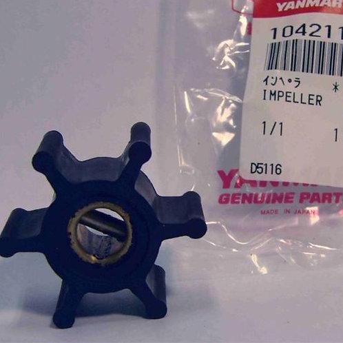 Impulseur de pompe à eau de mer - 104211-42071
