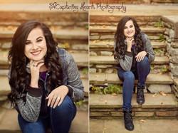 knoxville highschool senior photos class of 2017