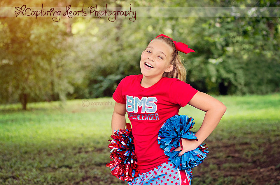 Middle+School+Cheerleader+Portrait+Session
