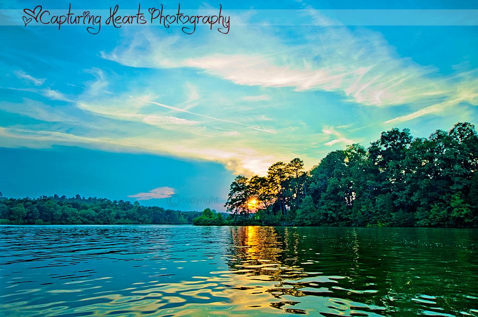 Sun+shining+through+trees+on+Lake+Tellico+in+Greenback+tn+fine+art+photos+for+sale