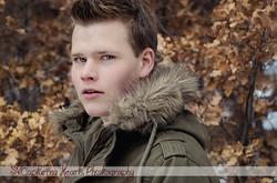 Cold+Winter+Male+Model+White