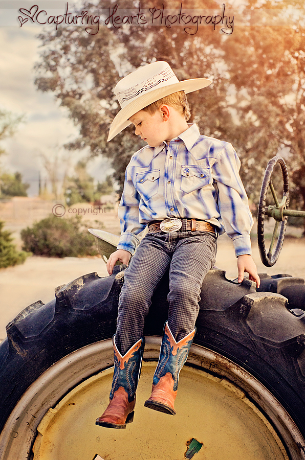 Little+boy+farmer+cowboy+john+deere+wheel+tractor+country+greenback+tn+photography+child