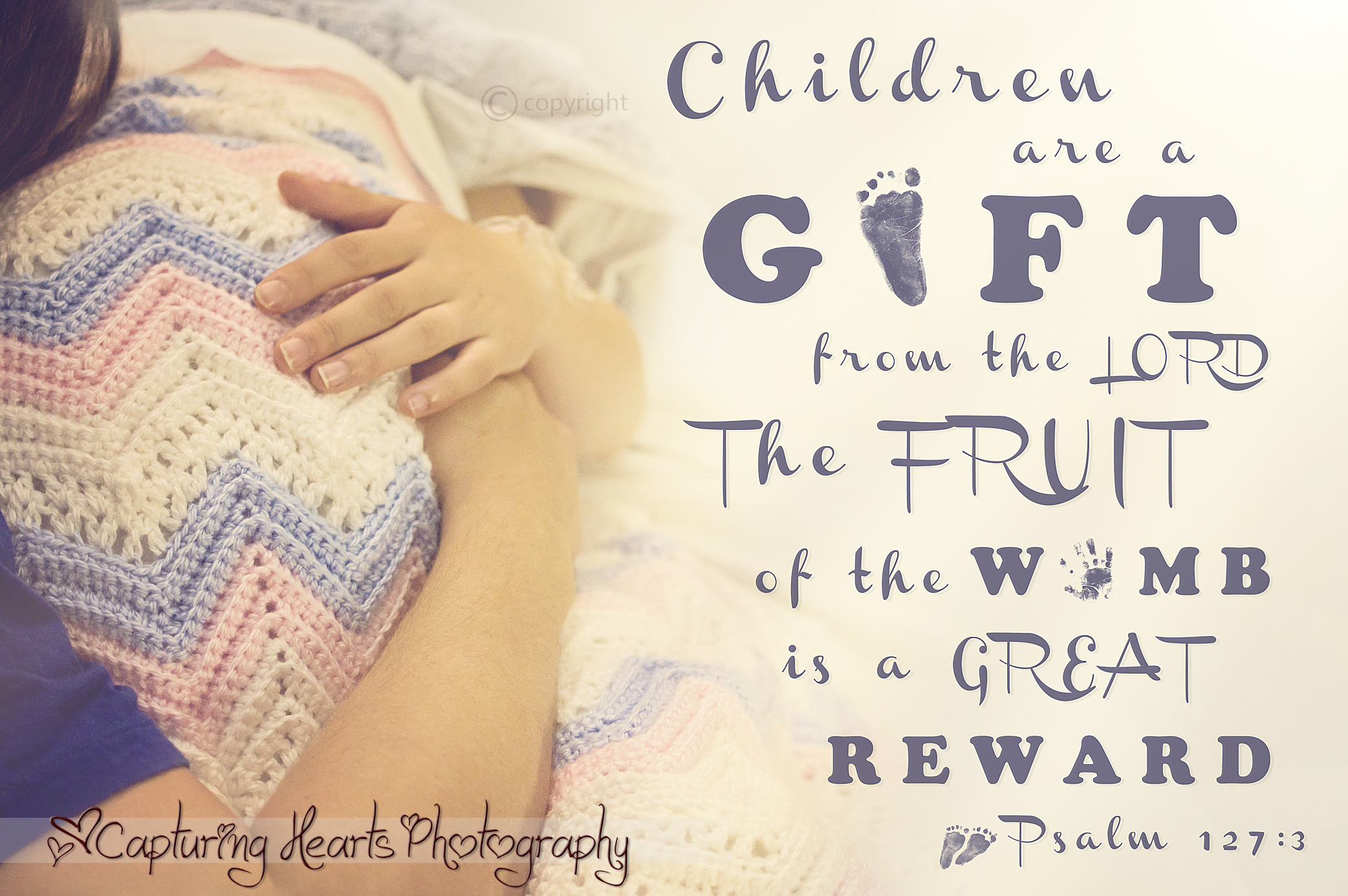 children are a gift fromGod