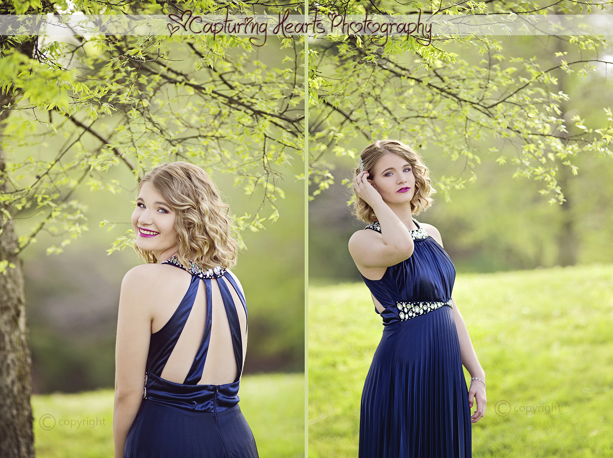 highschool senior prom photos knoxville photography
